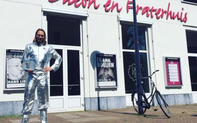 Einde tour & ready for Oerol
