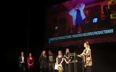Winnaar BNG Nieuwe Theatermakersprijs 2017!!!!!